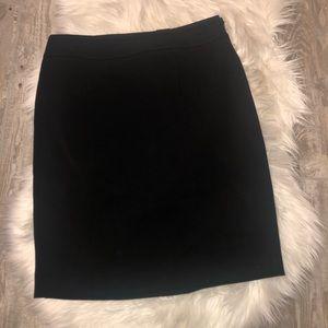 Apt 9 NWT black pencil dress skirt 8